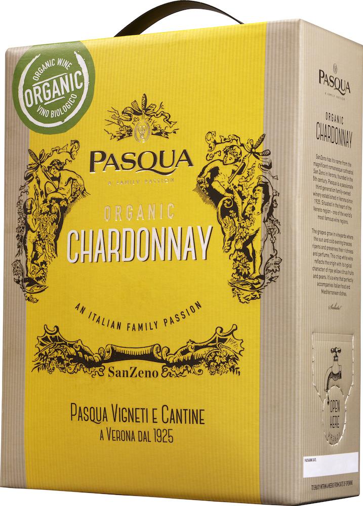 Pasqua Chardonnay Organic Vino Varietale d'Italia