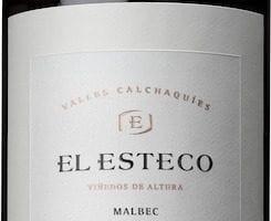 El Esteco Malbec