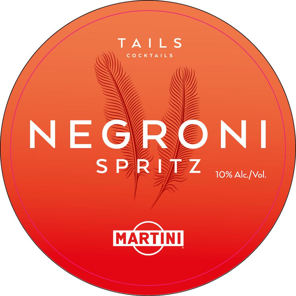 Tails Negroni Spritz