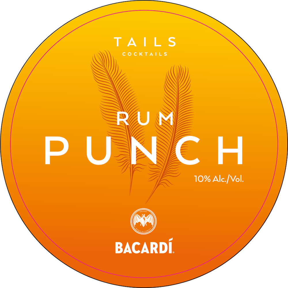 Tails Rum Punch