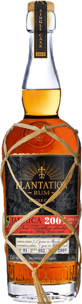 Plantation Single Cask Jamaica 2009 Tokai Cask 42,6%