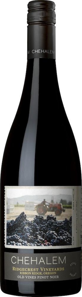 Chehalem Wines Ridgecrest Vineyard Pinot Noir