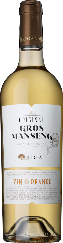 Original Gros Manseng Vin Orange