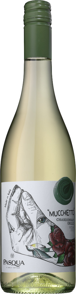 Muchietto Chardonnay-Grillo Organic