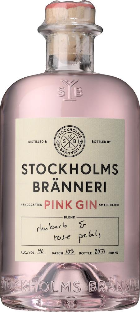 Stockholms Bränneri Dry Gin Ekologisk