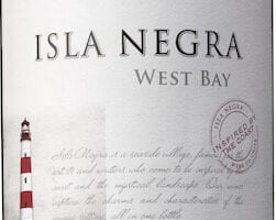 Isla Negra West Bay Cabernet Sauvignon Merlot