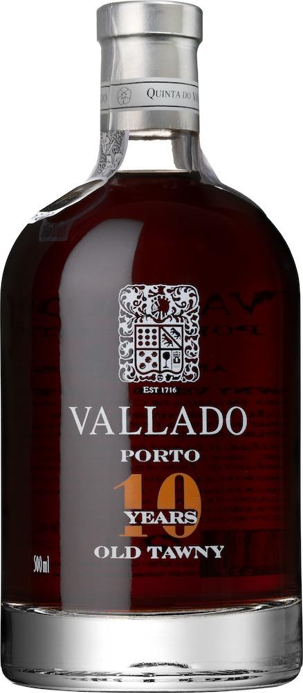 Vallado 10 yo Tawny Port