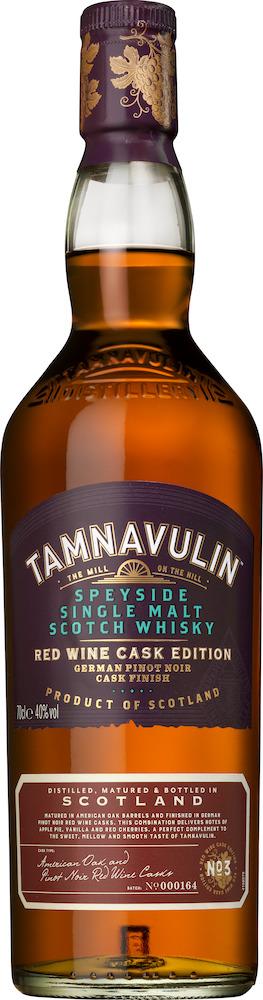 Tamnavulin Red Wine Cask Edition Pinot Noir Single Malt