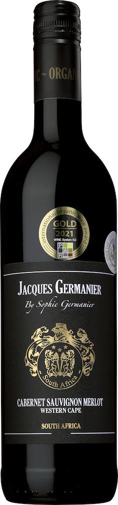 Jacques Germanier Organic Cabernet Sauvignon Merlot