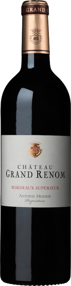 Château Grand Renom Bordeaux Supérieur