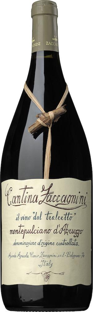 Cantina Zaccagnini dal Tralcetto Montepulciano d'Abruzzo
