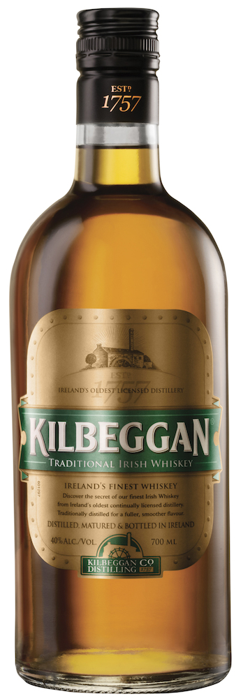 Kilbeggan Whiskey Blended